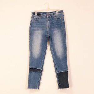New York &Company Soho High Waist Boyfriend Jeans